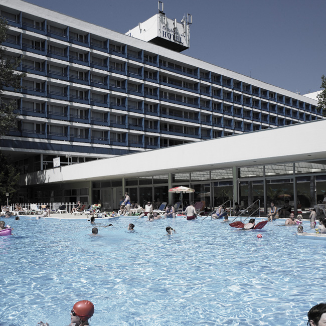 Ungarn / Balatonsee / Hotel Annabella©Philipp Horak / Agency Anzenberger