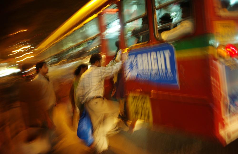 INDIA / MUMBAI / MUMBAI NIGHT / MARCH 2011©PHILIPP HORAK