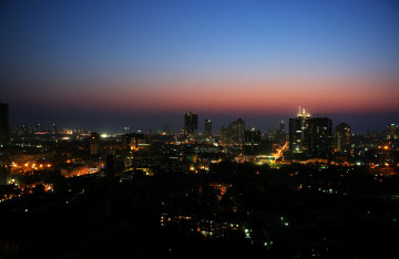 INDIA / MUMBAI / MUMBAI NIGHT / MARCH 2011©PHILIPP HORAK