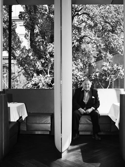 Peter Weibel / ©Philipp Horak / 06.10.2014